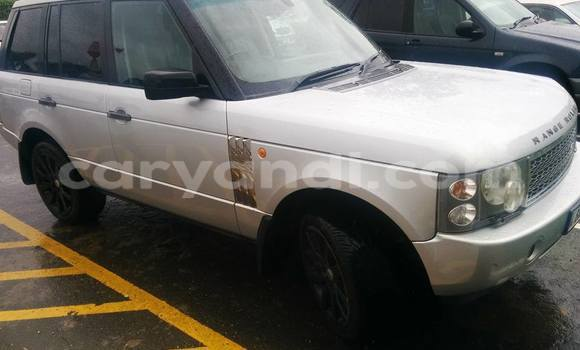 Buy Used Land Rover Range Rover Silver Car in Chipata in Zambia
