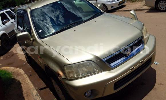 Tenga Tsaru Honda CR–V Mota in Chingola in Zambia