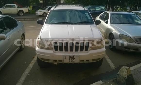 Buy Used Jeep Grand Cherokee White Car in Chipata in Zambia