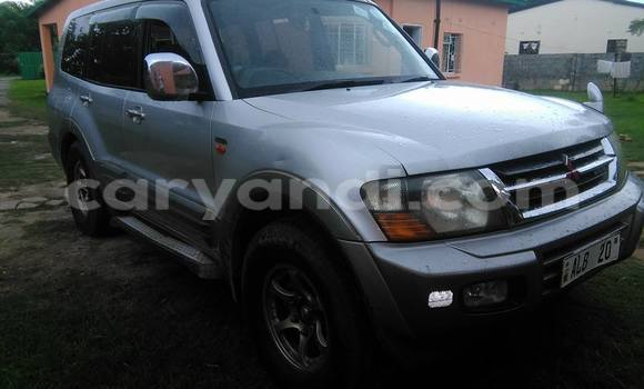 Buy Used Mitsubishi Pajero Silver Car in Chipata in Zambia