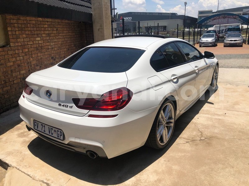Big with watermark bmw 6er lusaka chilanga 9921