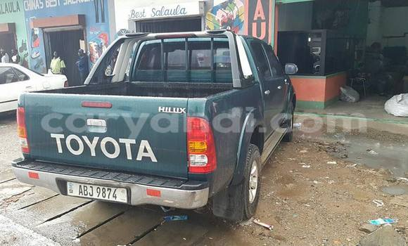 Buy Used Toyota Hilux Car in Chipata in Zambia