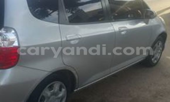 Buy Used Honda Fit Silver Car in Chipata in Zambia