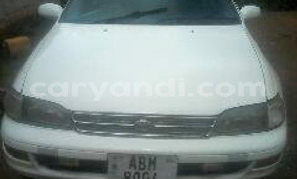 Buy Used Toyota Corona White Car in Chipata in Zambia