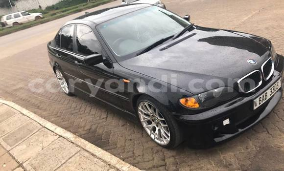 Buy Used BMW 3-Series Black Car in Chipata in Zambia