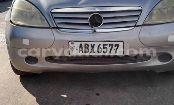 Buy Used Mercedes‒Benz A–Class Silver Car in Chipata in Zambia