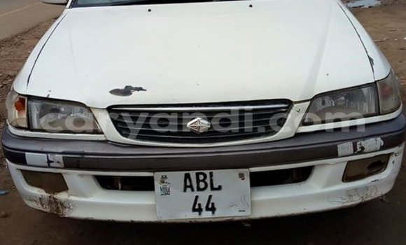 Buy Used Toyota Corona White Car in Chipata in Zambia