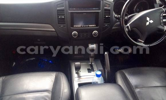 Buy Used Mitsubishi Pajero Blue Car in Chingola in Zambia