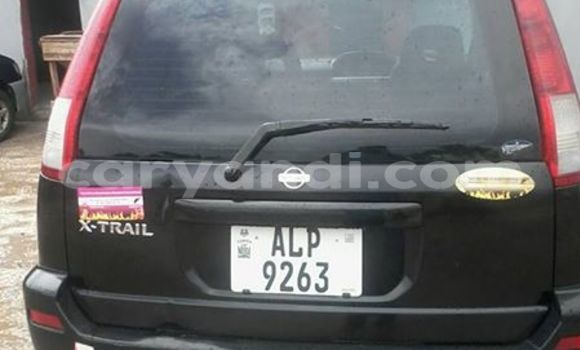 Buy Used Nissan X–Trail Black Car in Chipata in Zambia