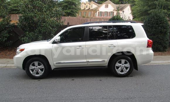 Buy Used Toyota Land Cruiser White Car in Livingstone in Zambia