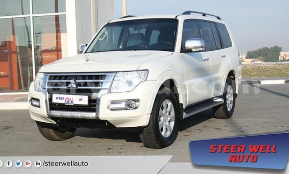 Medium with watermark mitsubishi pajero zambia import dubai 10045