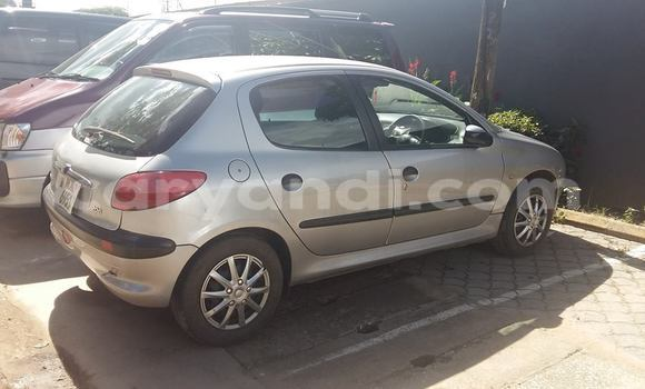 Buy Used Peugeot 206 Silver Car in Chipata in Zambia