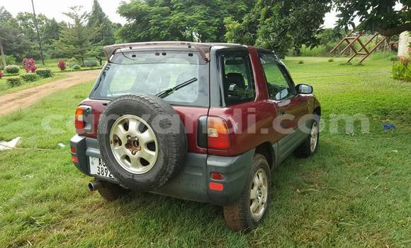 Buy Used Toyota RAV4 Red Car in Chipata in Zambia