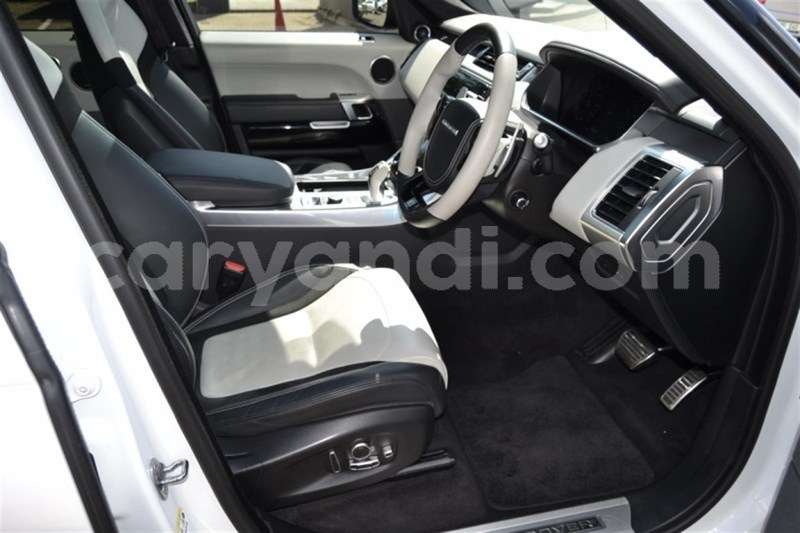 Big with watermark land rover range rover sport zambia chingola 10116