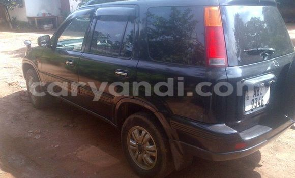Buy Used Honda CR-V Black Car in Chipata in Zambia