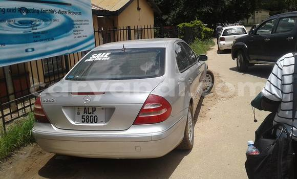 Buy Used Mercedes–Benz C–Class Silver Car in Chipata in Zambia