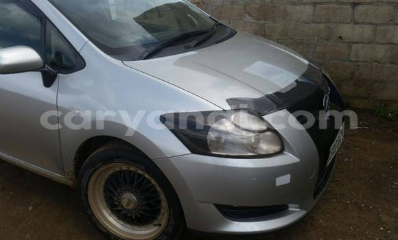 Buy Used Toyota Auris Silver Car in Chipata in Zambia