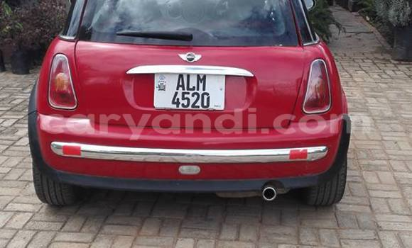 Buy Used Mini Cooper Red Car in Chipata in Zambia