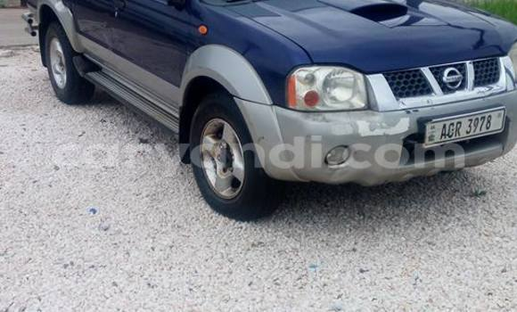 Buy Used Nissan Navara Blue Car in Chipata in Zambia