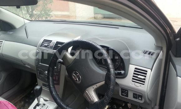 Buy Used Toyota Axio Black Car in Chipata in Zambia