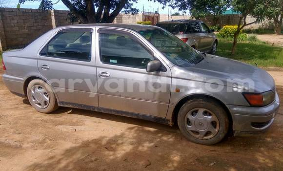 Buy Used Toyota Vista Silver Car in Chipata in Zambia