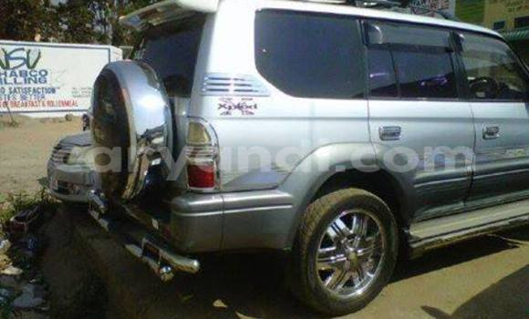 Buy Used Toyota Prado Other Car in Chipata in Zambia