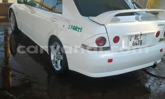 Buy Used Toyota Altezza White Car in Chipata in Zambia