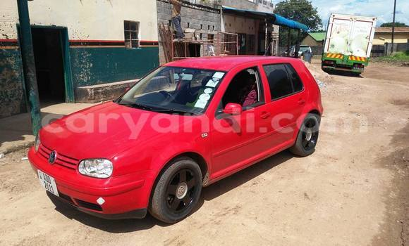 Buy Used Volkswagen Polo Red Car in Chipata in Zambia