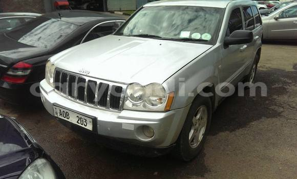 Buy Used Jeep Grand Cherokee Silver Car in Chipata in Zambia