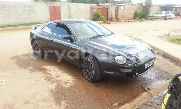 Buy Used Toyota Celica Black Car in Chipata in Zambia