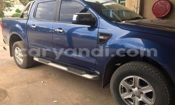 Buy Used Ford Ranger Blue Car in Chipata in Zambia
