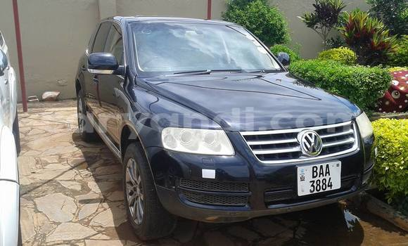 Buy Used Volkswagen Touareg Black Car in Chipata in Zambia