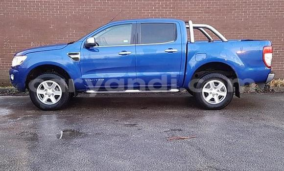Buy New Ford Ranger Blue Car in Kasama in Zambia