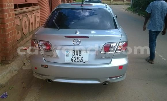 Buy Used Mazda Atenza Silver Car in Chipata in Zambia