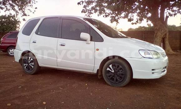 Buy Used Toyota Spacio White Car in Chipata in Zambia