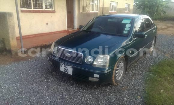 Buy Used Toyota Progress Green Car in Chipata in Zambia