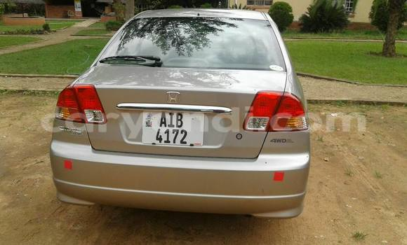 Buy Used Honda Civic Silver Car in Chipata in Zambia