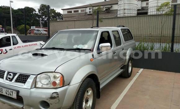 Buy Used Nissan Hardbody Silver Car in Chipata in Zambia