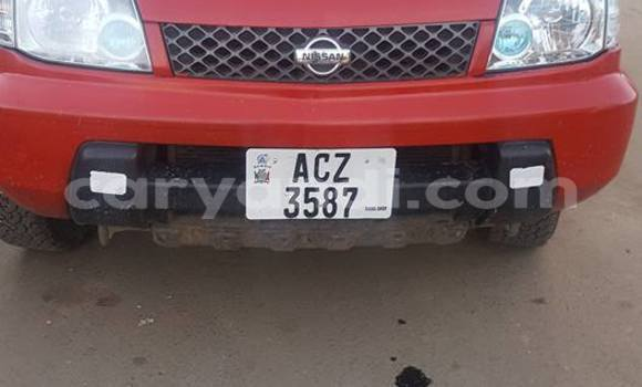 Buy Used Nissan X-Trail Red Car in Chipata in Zambia