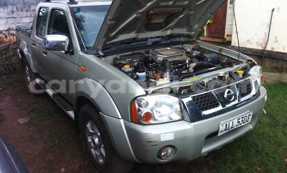 Buy Used Nissan Hardbody Silver Car in Chipata in Zambia