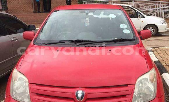Buy Used Toyota IST Red Car in Chipata in Zambia