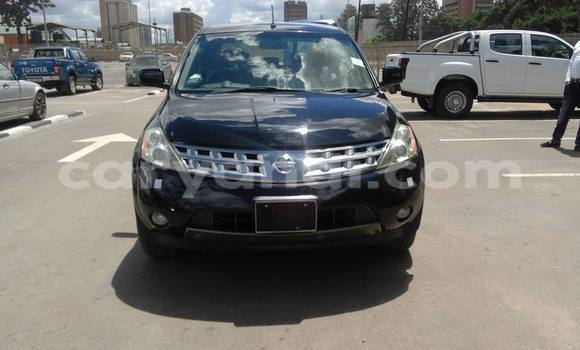 Buy Used Nissan Murano Black Car in Chipata in Zambia