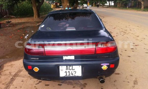 Buy Used Toyota Carina Blue Car in Chipata in Zambia