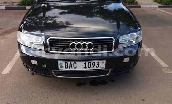 Buy Used Audi A4 Black Car in Chipata in Zambia
