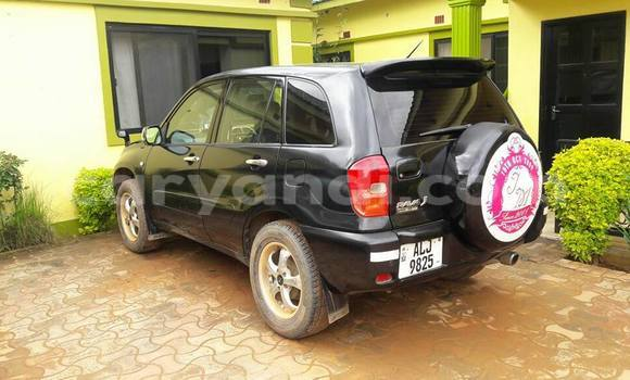 Buy Used Toyota RAV4 Black Car in Chipata in Zambia