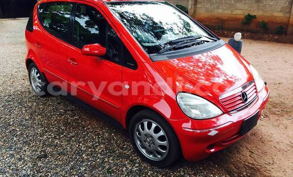 Buy Used Mercedes-Benz A-Class Red Car in Chipata in Zambia