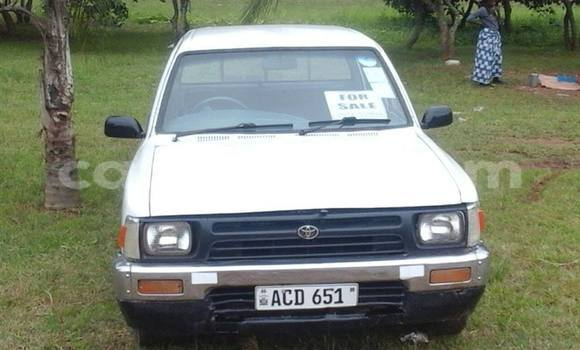Buy Used Toyota Pickup White Car in Chipata in Zambia