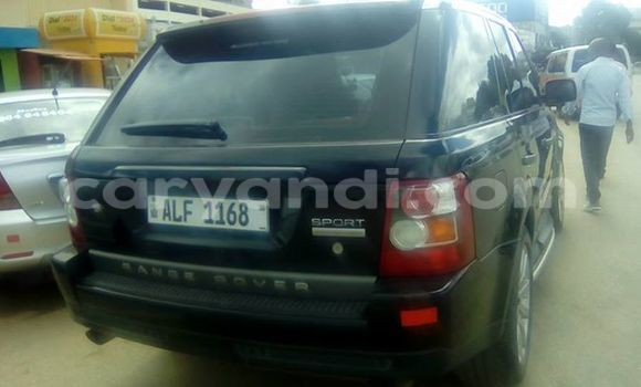 Buy Used Land Rover Range Rover Black Car in Chipata in Zambia