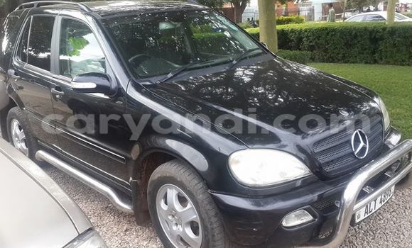Buy Used Mercedes–Benz ML–Class Black Car in Chipata in Zambia