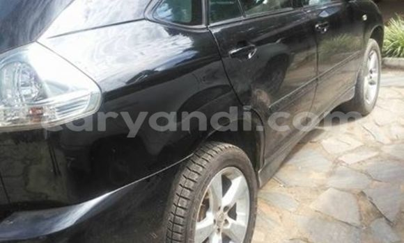 Buy Used Lexus RX 300 Black Car in Chipata in Zambia
